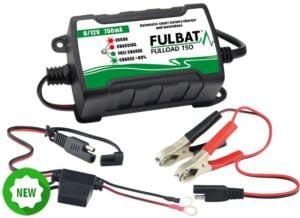 Automatyczna ładowarka motocyklowa Fulbata – Fulload 750