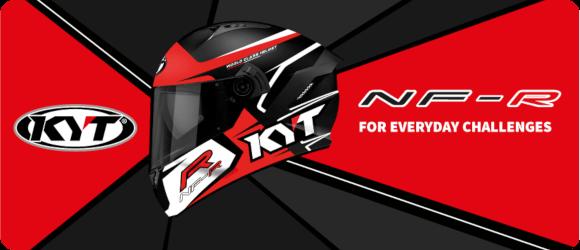 Kaski oraz akcesoria motocyklowe - KYT